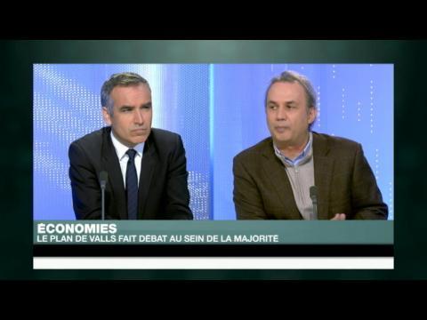 Économies : le plan Valls fait débat au sein de la majorité