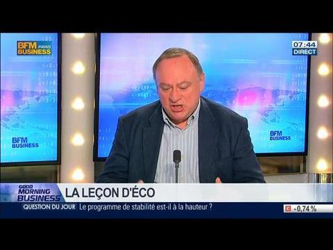 Jean-Marc Daniel: Le départ du contrôleur général des Finances en 1774 – 24/04