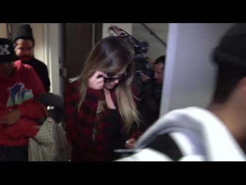 Khloe Kardashian s'envole avec son nouvel homme, French Montana