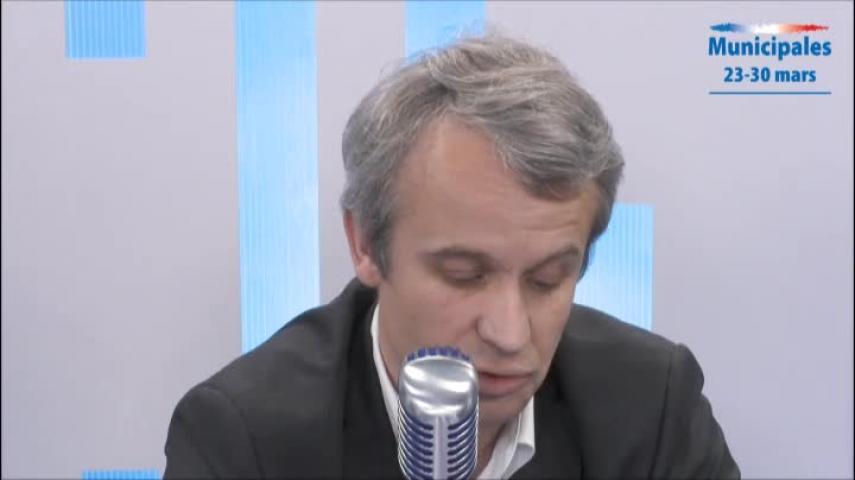 Invité de la rédaction - André Gautier