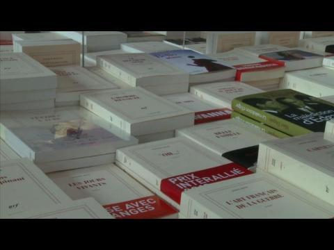 Paris: le 34ème Salon du Livre s'ouvre vendredi