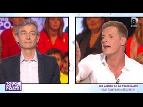 Matthieu Delormeau répond aux critiques de Gilles Verdez - ZAPPING PEOPLE DU 13/03/2014