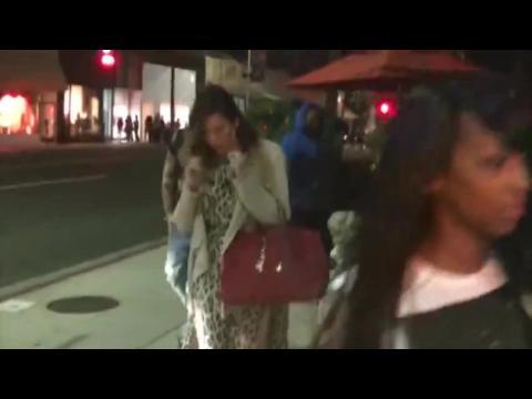 French Montana se cache-t-il des paparazzis pendant son rancard avec Khloe Kardashian ?