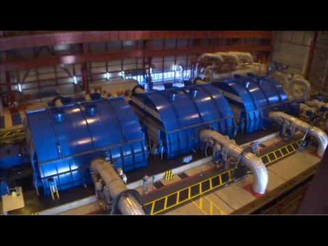 La Filière de l'énergie en Haute-Normandie recrute des chaudronniers