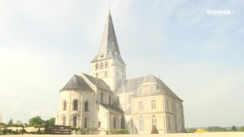 L'abbaye de Boscherville, 900 ans déjà !