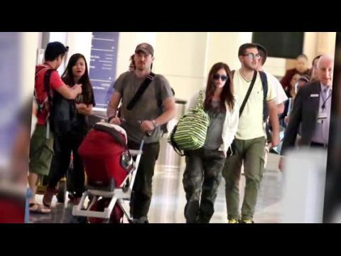 Megan Fox et Brian Austin Green accueillent leur deuxième enfant