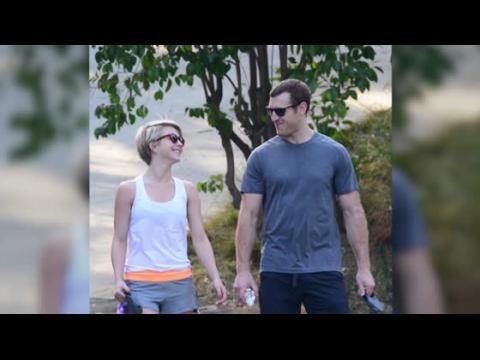 Julianne Hough et son nouveau petit-ami, Brooks Laich