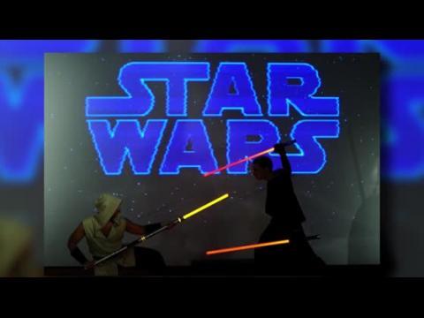 Le tournage de la Guerre des Étoiles VII a commencé