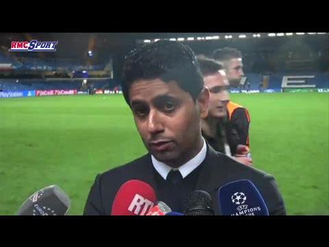 Football / Ligue des Champions : Al-Khelaïfi regarde l'avenir - 08/04