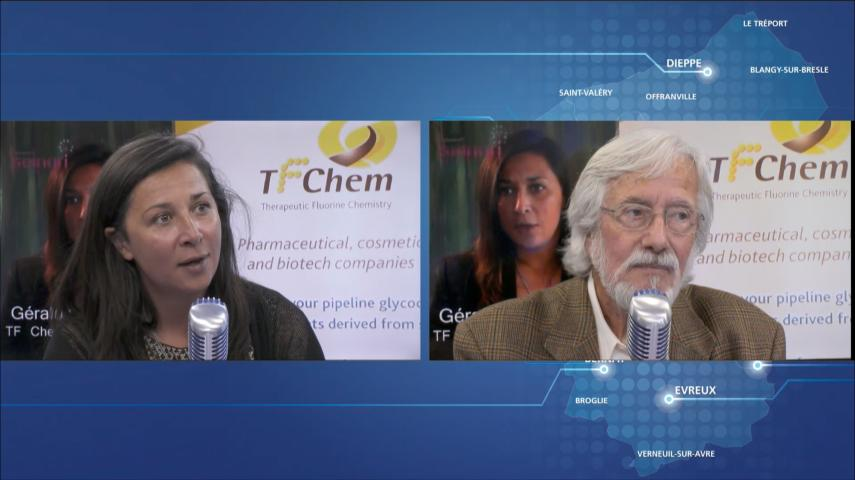 Eco 276 - Jean Michel Cousteau et Géraldine Deliencourt