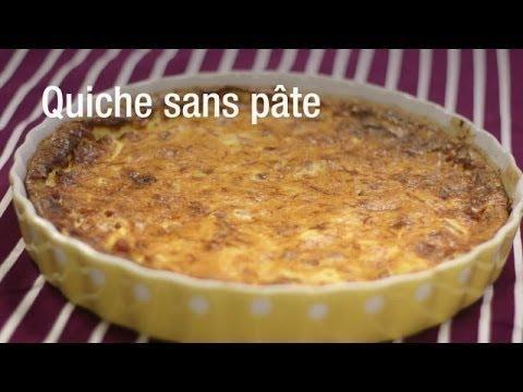 recette de la quiche sans p 226 te sur orange vid 233 os