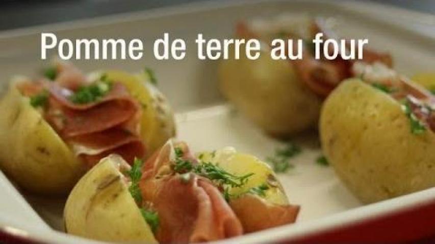 recette pomme de terre au four facile