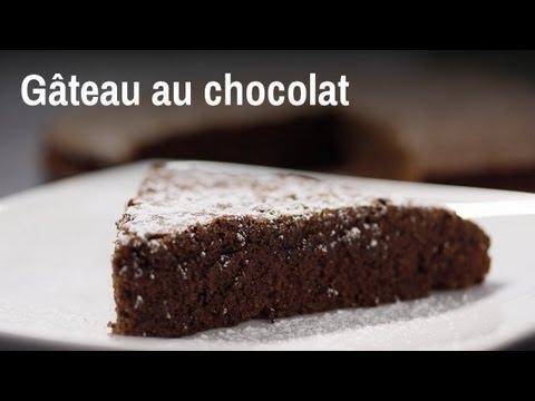 Recette de g teau au chocolat sans sucre ni beurre un parfait d lice sur orange vid os - Gateau au chocolat sans sucre ...