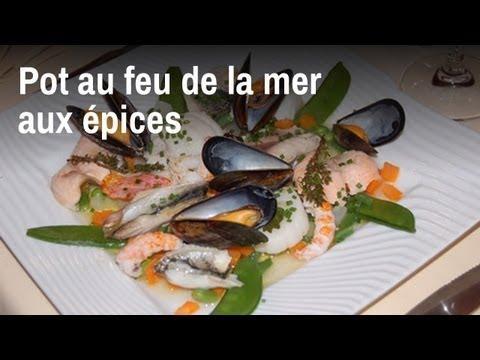recette de chef foie gras aux figues et au d 233 pices sur orange vid 233 os
