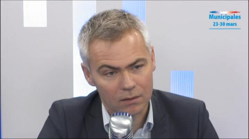 L'invité de la rédaction - Christophe Bouillon