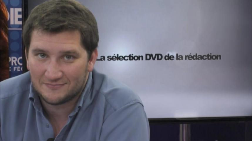 La sélection DVD de la rédaction