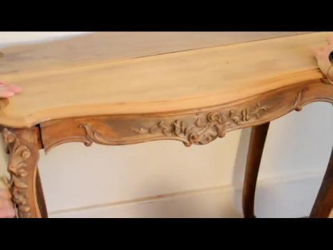 Vid o cr er une table basse partir d 39 une bobine de c ble sur orange vid os - Creer une table basse ...
