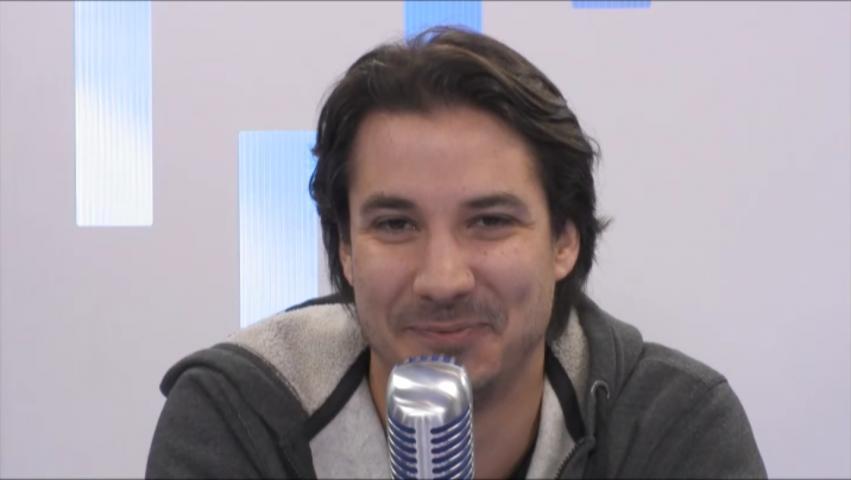 L'invité de la rédaction - Jérémy Ferrari