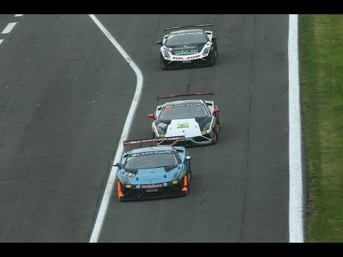 Lamborghini Blancpain Super Trofeo Monza   AutoMotoTV