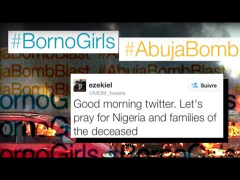 Nigerian web users call for end to violence