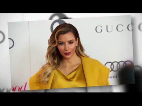 Kim Kardashian ne veut pas plus de trois enfants