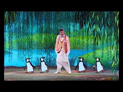 Mary Poppins - Extrait : Danse avec les pingouins - Le 5 mars en Blu-