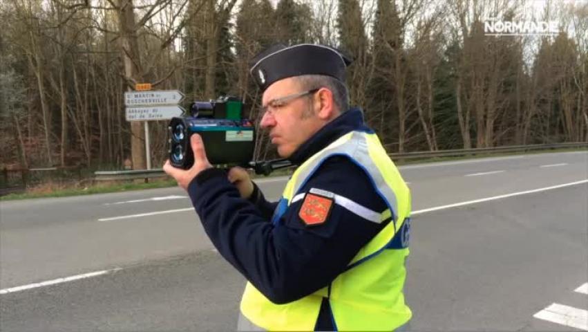 Opération de contrôle de la vitesse