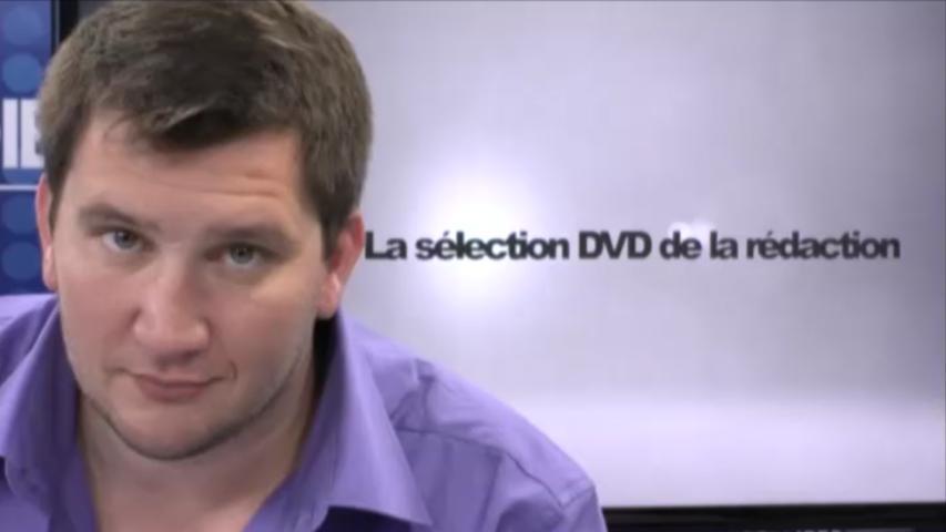 La sélection DVD de la rédaction émission 16