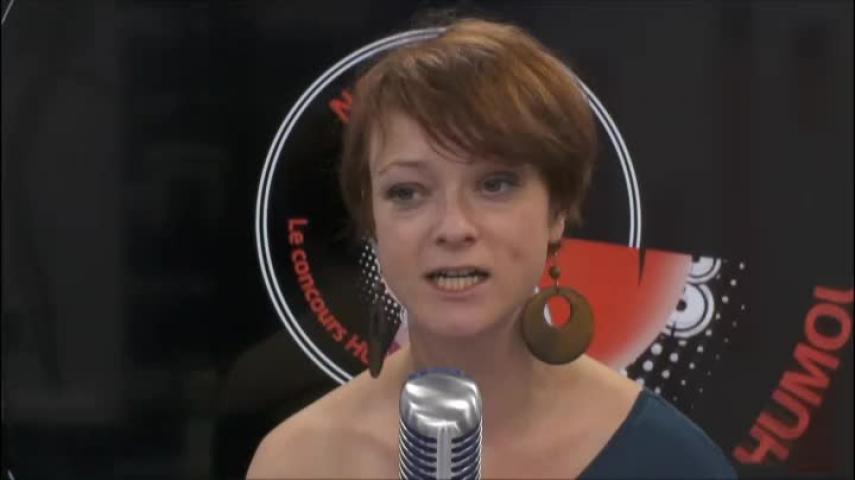 Talents Humour 276 - Julie Villers