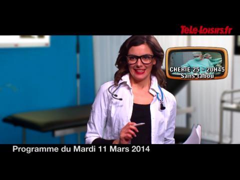 Quand le Docteur Speakerine drague son patient... (programmes du 11 mars)