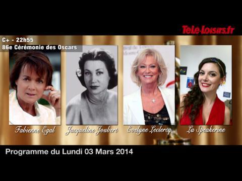 La Speakerine remporte le prix Denise Fabre 2014 (programmes du 3 mars)