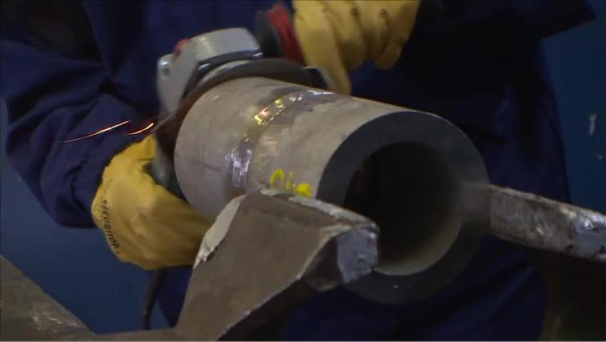 La Filière de l'énergie en Haute-Normandie recrute des tuyauteurs