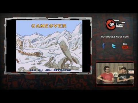 GK Live rétro jeux BD sur Super Nintendo part 2