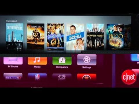 Nouvel Apple TV :  Full HD 1080p et nouvelle interface