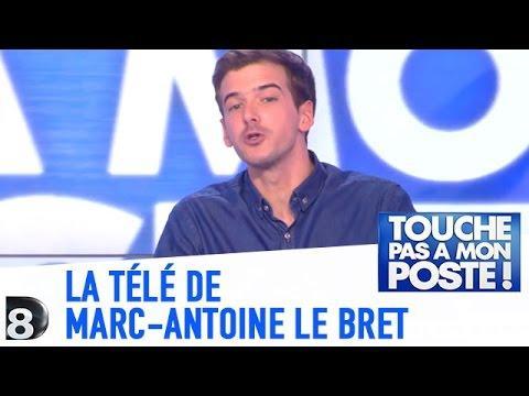 La télé de Marc-Antoine Le Bret : Jean-Luc Lemoine, Laurent Delahousse, Cyril Lignac