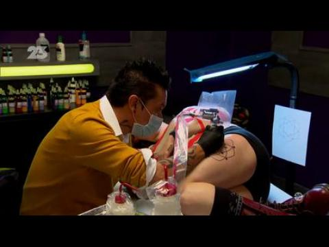 Replay - Ink Master, le meilleur tatoueur - 4x03- VF