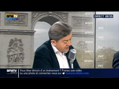 Bourdin Direct : Jean-Luc Mélenchon - 15/10