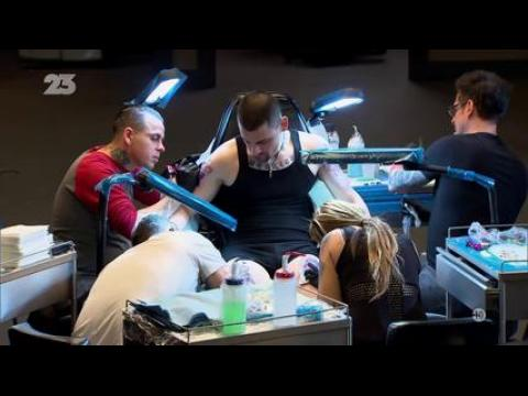 Replay - Ink Master, le meilleur tatoueur - 3x12- VF