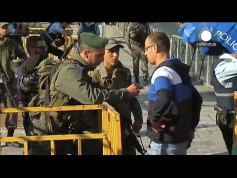 Israël boucle partiellement l'Esplanade des mosquées, colère des Palestiniens