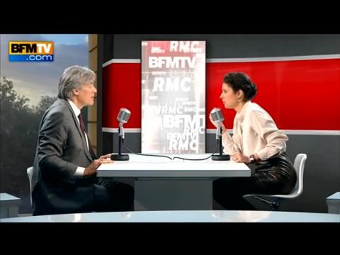 """Le Foll, sur Hamon: """"Qu'il quitte au moins le Parti socialiste"""""""