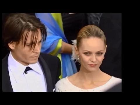 La première rencontre entre Vanessa Paradis et Johnny Depp : On s'est sautés dessus