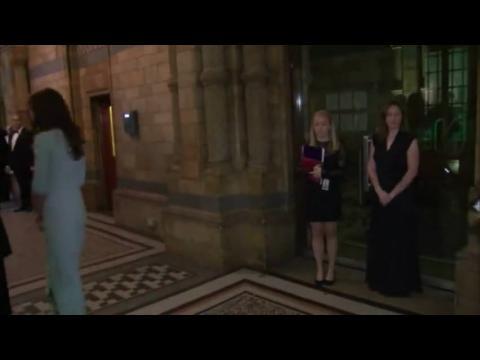 Kate enceinte reprend ses fonctions royales