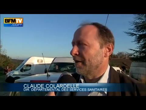 Isère: des animaux sauvés de la ferme de l'horreur