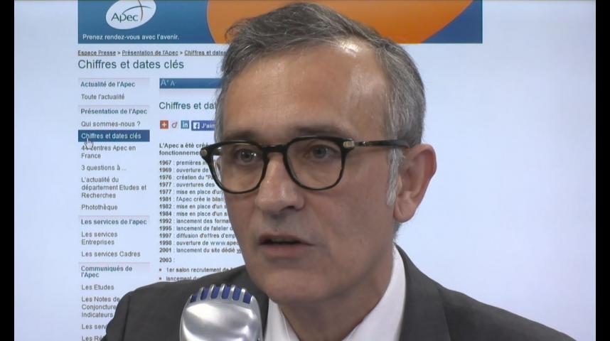 Eco 276 - Marc Lesueur, délégué APEC de Normandie