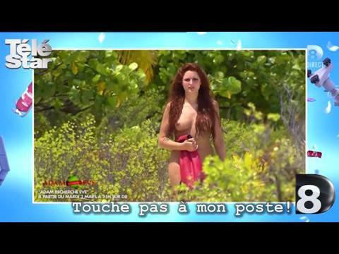 Touche pas a mon poste : Louise, candidate dans Adam recherche Eve