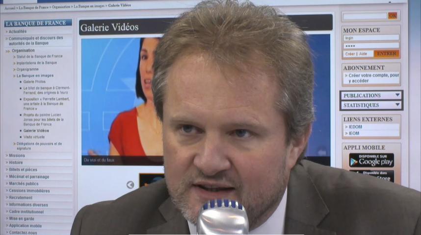Éco 276 - Jean-Christophe Ehrhardt, directeur de la Banque de France de Haute-Normandie