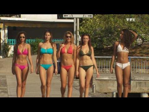 Les dernières Miss France très sexy  - ZAPPING PEOPLE DU 16/02/2015