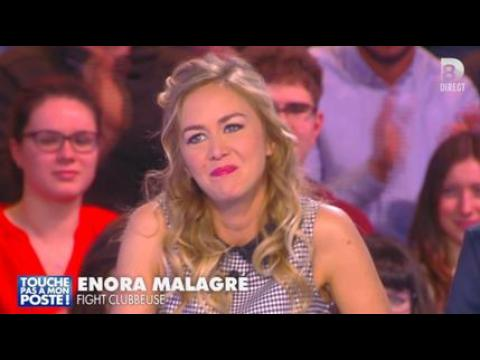 Enora Malagré en dépression ?  - ZAPPING PEOPLE DU 17/02/2015