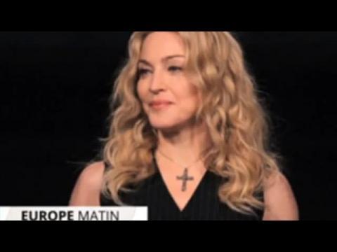 """Madonna compare le climat de la France à celui de """"l'Allemagne nazie"""""""
