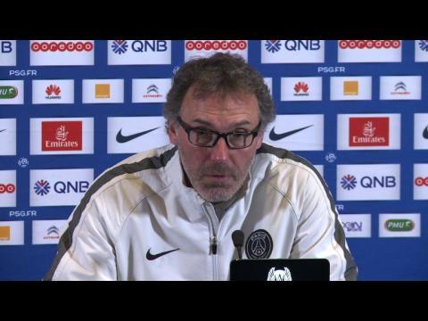 """OM-PSG: Laurent Blanc espère """"un match ouvert"""""""